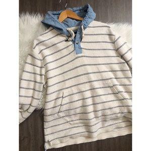 Tommy Hilfiger hooded sweatshirt ✨